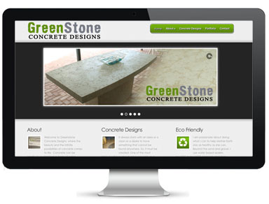 Greenstone Concrete Designs