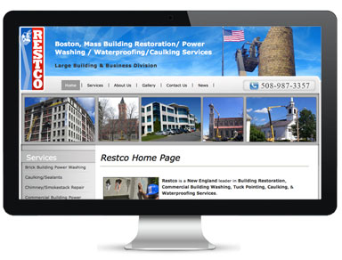 Restco Web Design
