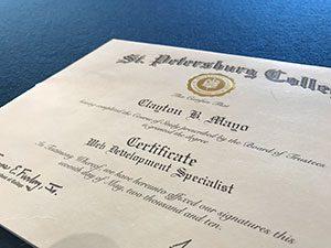 Web Develeopment Certified