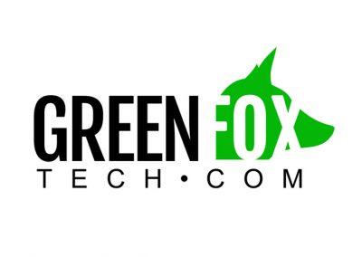 GreenFoxTech.com: Logo & Branding