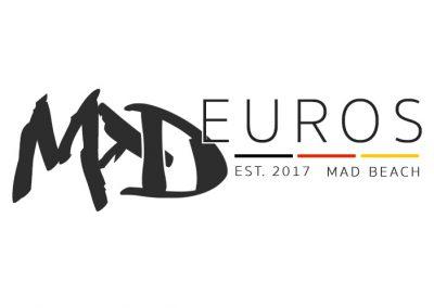 Mad Euros: Logo & Branding