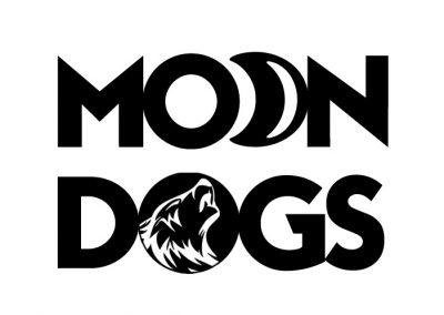 Moon Dogs: Logo Design