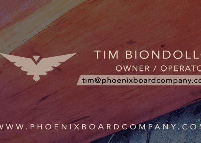 Pheonix Board Company (back)