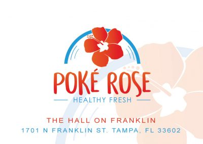 Poke Rose (front)