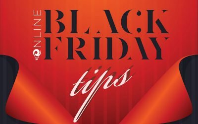 Online Black Friday & Cyber Monday Tips