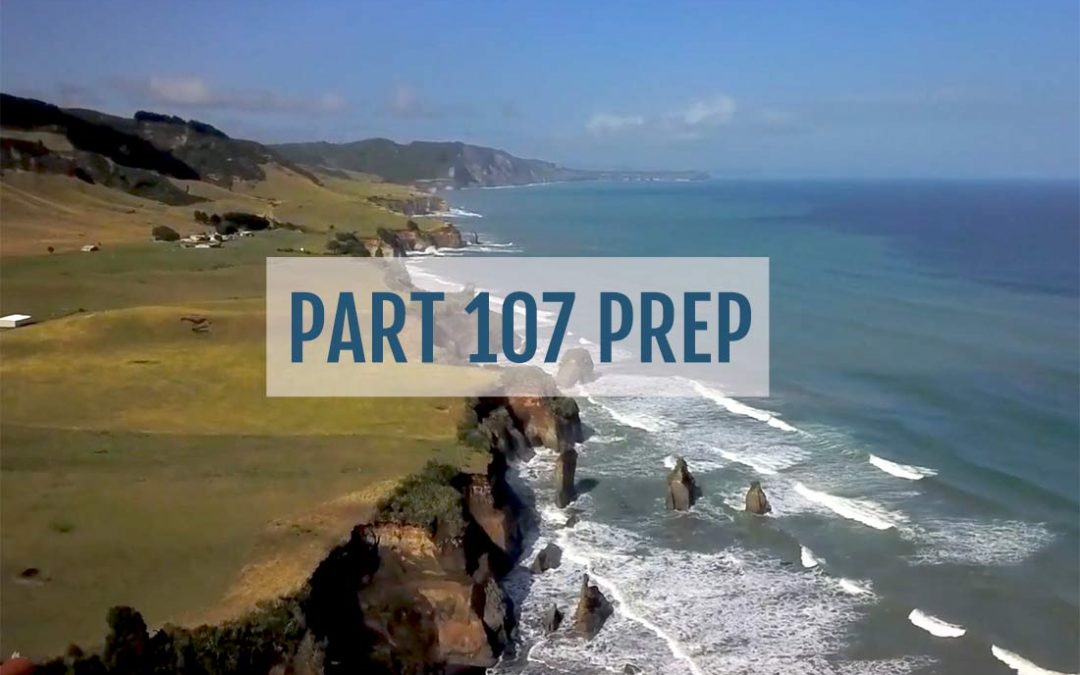 Drone Part 107 Practice Links & Tips