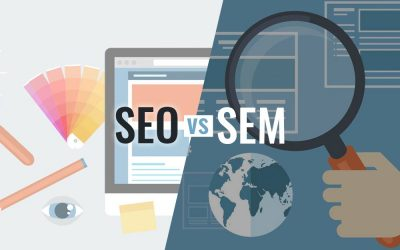 SEO vs. SEM, What's The Difference?
