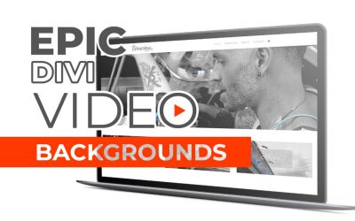 How To Make Epic Divi Video Background Button Elements PLUS Optimizing Background Vids