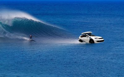 VW's Epic Response to New Wake Surf Boat