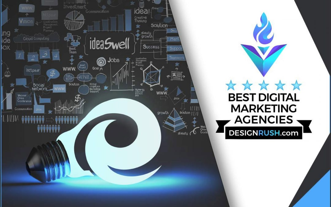 IdeaSwell Featured on DesignRush's Top Digital Marketing Agencies in Florida