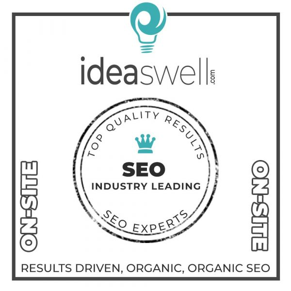 Onsite SEO by IdeaSwell